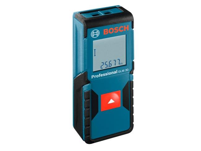 Telemetre Laser Bosch Professional Glm 30 30 M Leroy Merlin
