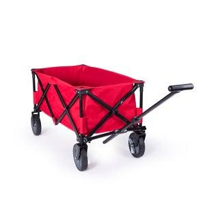Image : Chariot 4roues CAMPART, 100 l, 70 kg