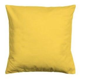 Image : Coussin Elema INSPIRE, jaune l.35 x H.35 cm