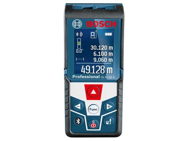 Télémètre Laser Bosch Professional Connecté Glm 50 C 500 M