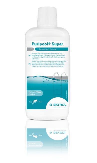 Produit D Hivernage Liquide Pour Piscine Bayrol Puripool Super 1 L Leroy Merlin