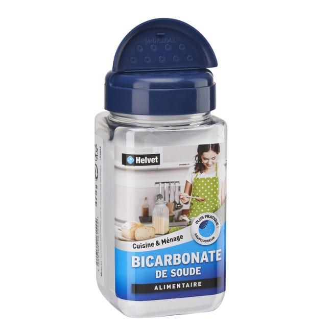 Bicarbonate de soude poudre Alimentaire HELVET 0.475 ...