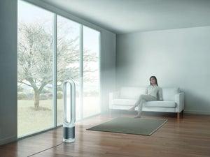 Image : Purificateur d'air connecté DYSON Pure cool link