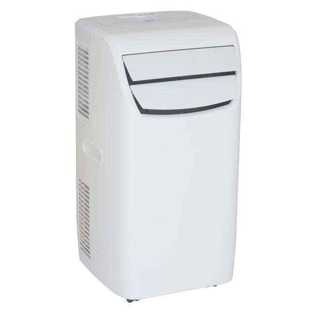 Climatiseur Mobile Equation Glossy 2 2600 W Leroy Merlin