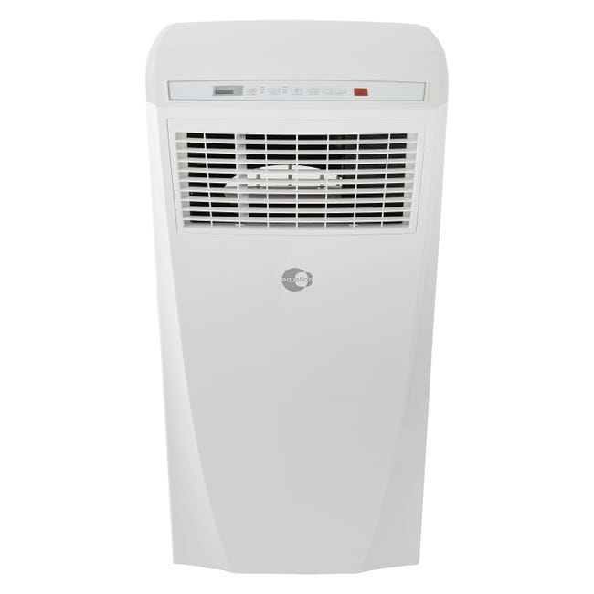 Climatiseur Mobile Equation Basic 3 2000 W Leroy Merlin
