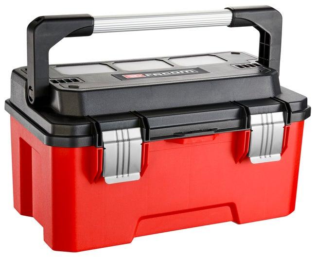 Boîte à Outils Cantilever Bpp20a Facom L502 Cm Rouge Et Noir