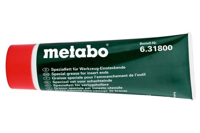Graisse Lubrifiant En Tube 100 Ml Metabo