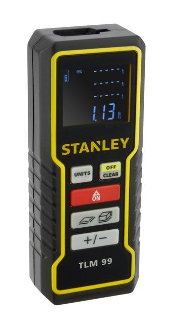 Telemetre Laser Stanley Tlm99 30 M Leroy Merlin