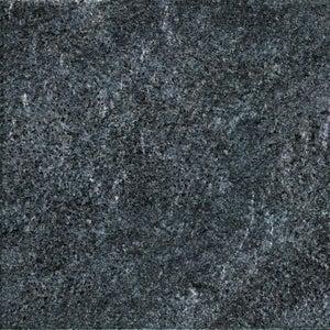 Dalle grès cérame Siena, gris foncé, L.60 x l.60 cm x Ep.20 mm