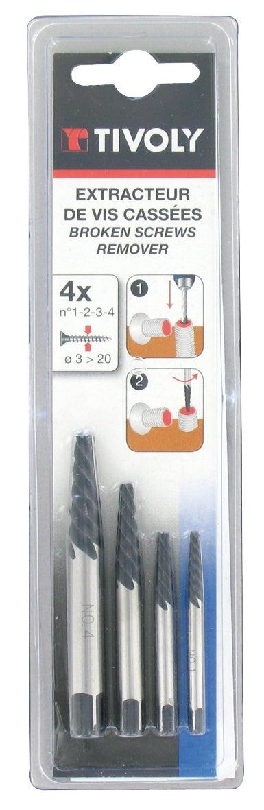 Set Dextracteur Tivoly Diam22 à 47 Mm 11111021234