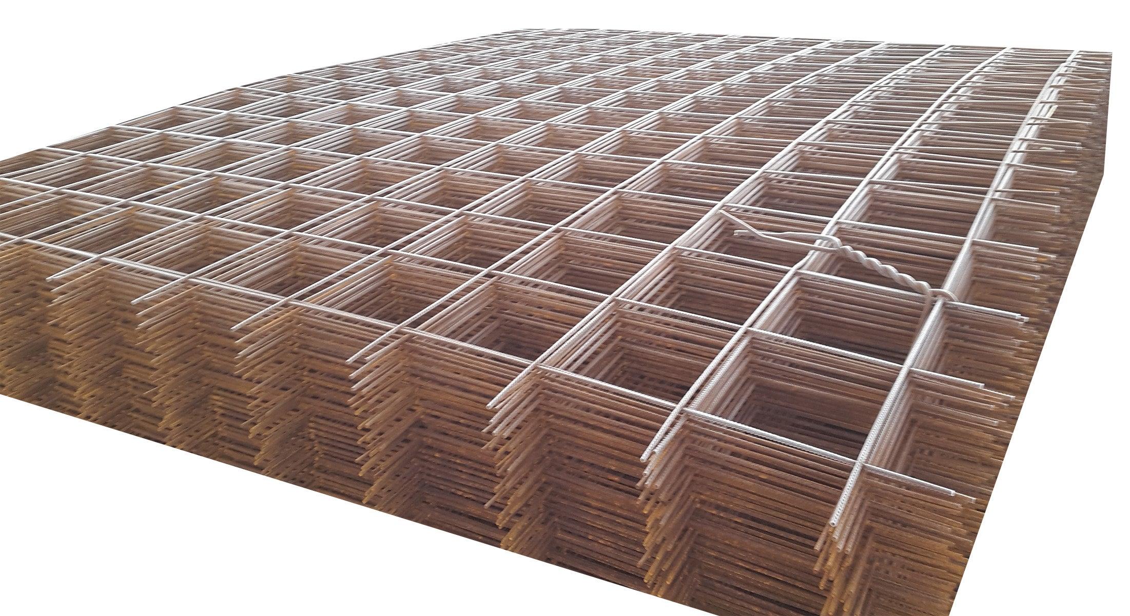Panneau Treillis Carreleur L 2 X L 1 M Avec Une Maille 5 X 5 Cm