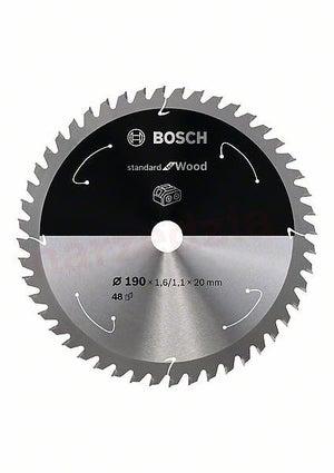 Lame Bois Bosch 2608837685 Pour Scie Circulaire 165x20x24