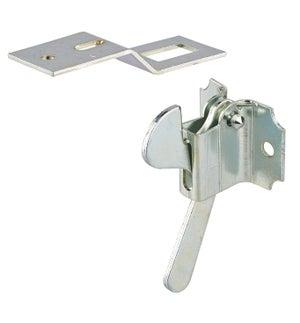 Image : Loqueteau pour placard acier THIRARD, L.45 x l.25 mm