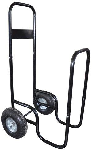 Image : Chariot porte buches TURFMASTER, 150 kg