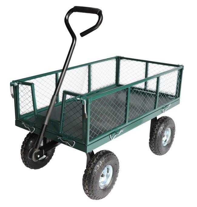 Chariot de jardin TURFMASTER, 363 kg