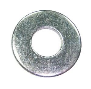 Lot de 100 rondelles acier zingué, Diam.6 mm STANDERS