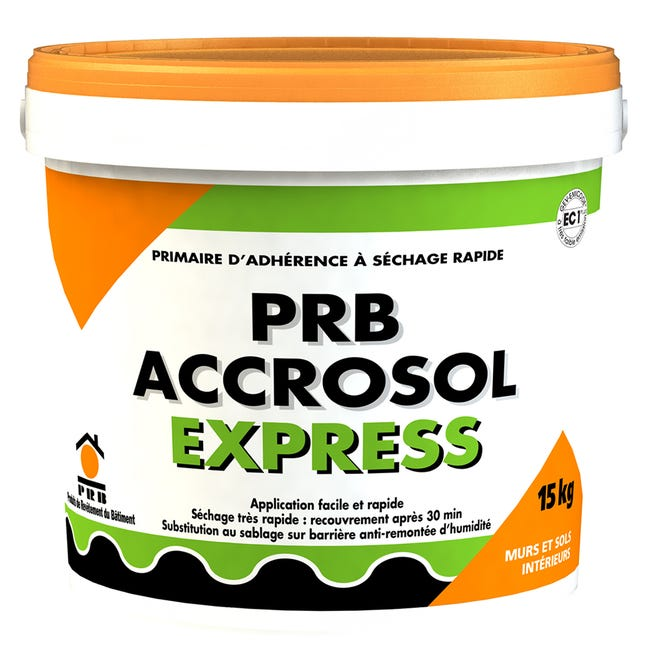 Primaire D Accrochage Express Prb 15 Kg Leroy Merlin
