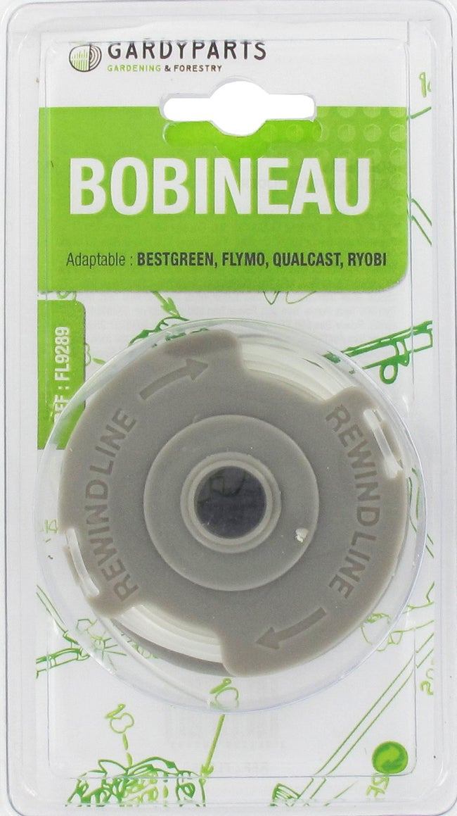 Bobine Jardin Pratic Pour Coupe Bordures Fl9289