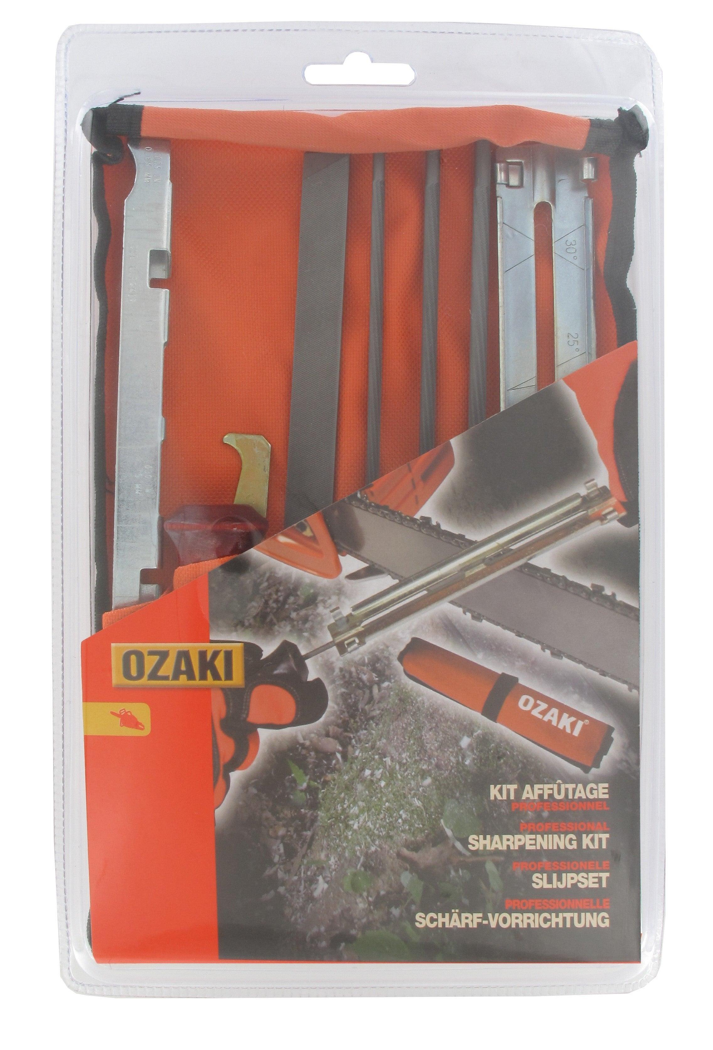Kit Affutage Complet Ozaki Pour Tronçonneuse 9308312