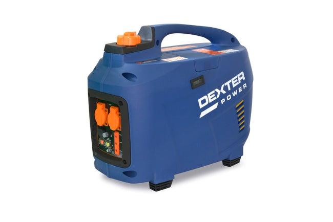 Groupe électrogène Essence Inverter Dexter Power 1600 W