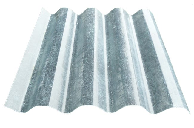 Plaque De Toiture Petite Onde Polyester Translucide L 0 96 X L 1 65 M Callibo Leroy Merlin