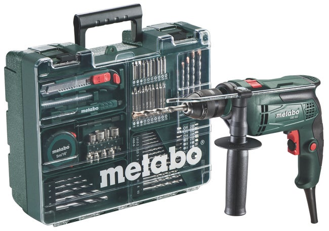 Perceuse Filaire à Percussion Metabo Sbe650 650 W