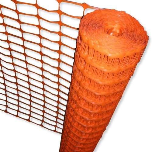 Filet De Protection Pour Chantier Orange L 50 M Leroy Merlin