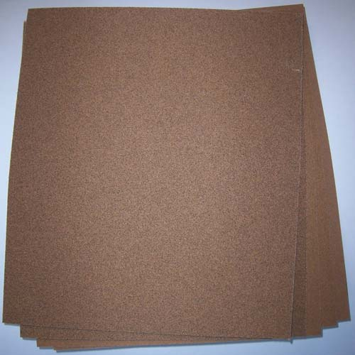 Lot De 5 Feuilles Abrasives 3m 280 X 230 Mm Grains 180 Leroy Merlin