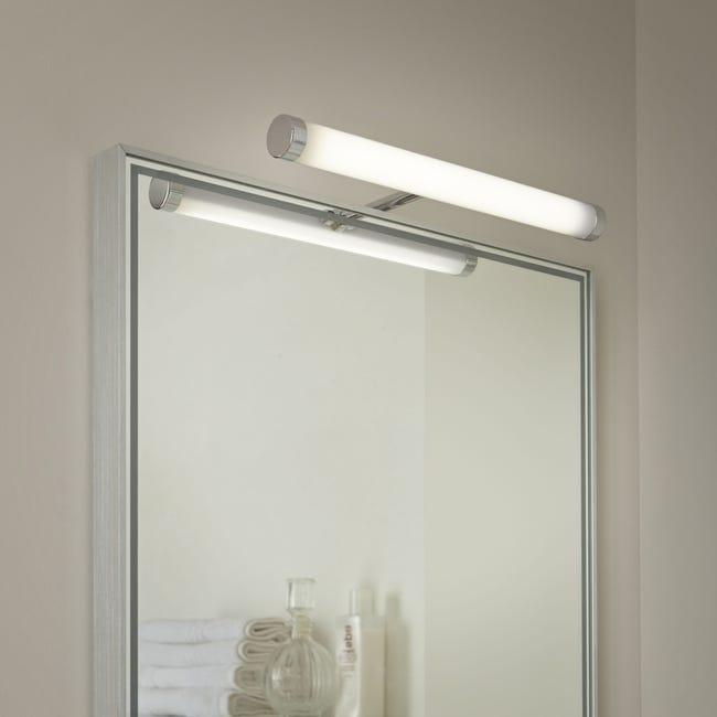 Spot Pour Miroir L 29 7 X H 2 6 Cm Solar Leroy Merlin