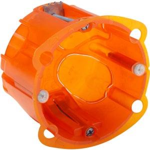Image : Boîte d'encastrement, multicloison 1 poste(s), profondeur 50 LEGRAND