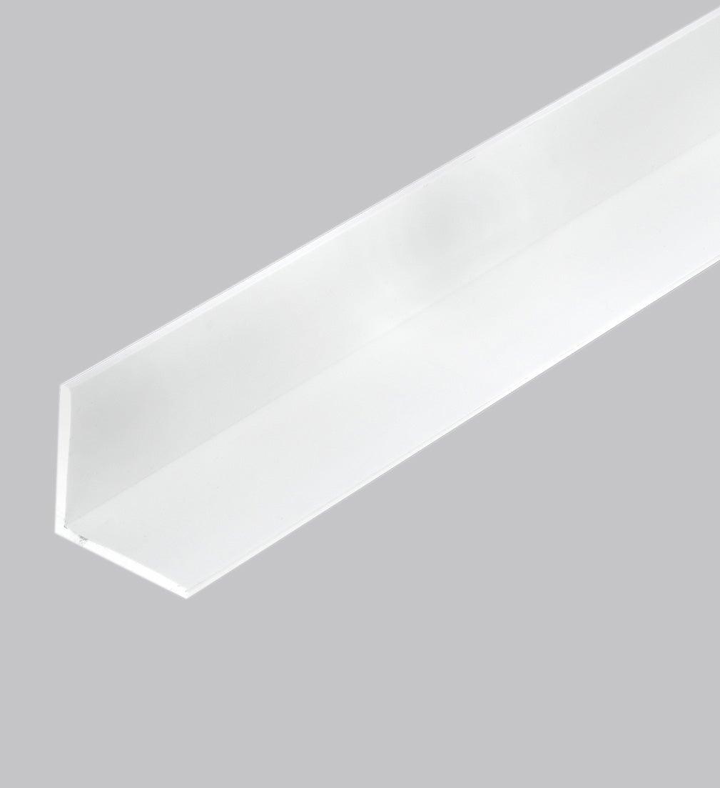 Corniere Pvc Blanc 100 X 100 Mm L 2 6 M Leroy Merlin