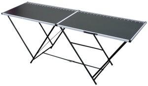 Image : Table à tapisser pliante OCAI, l.60 cm x H.2 m