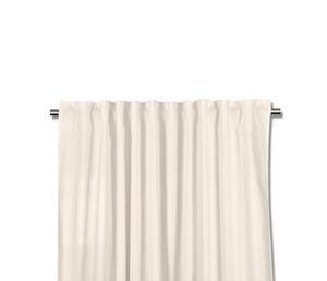 Image : Rideau tamisant, Neo écru l.140 x H.260 cm