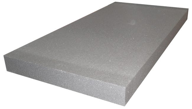 Panneau En Polystyrene Isolant Pour Ite 1 20x0 60 Ep 80mm Prb Leroy Merlin