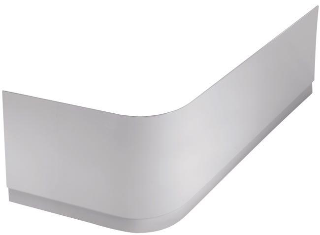 Tablier De Baignoire D Angle Blanc L 140 X L 140 Cm Sofa Jacob