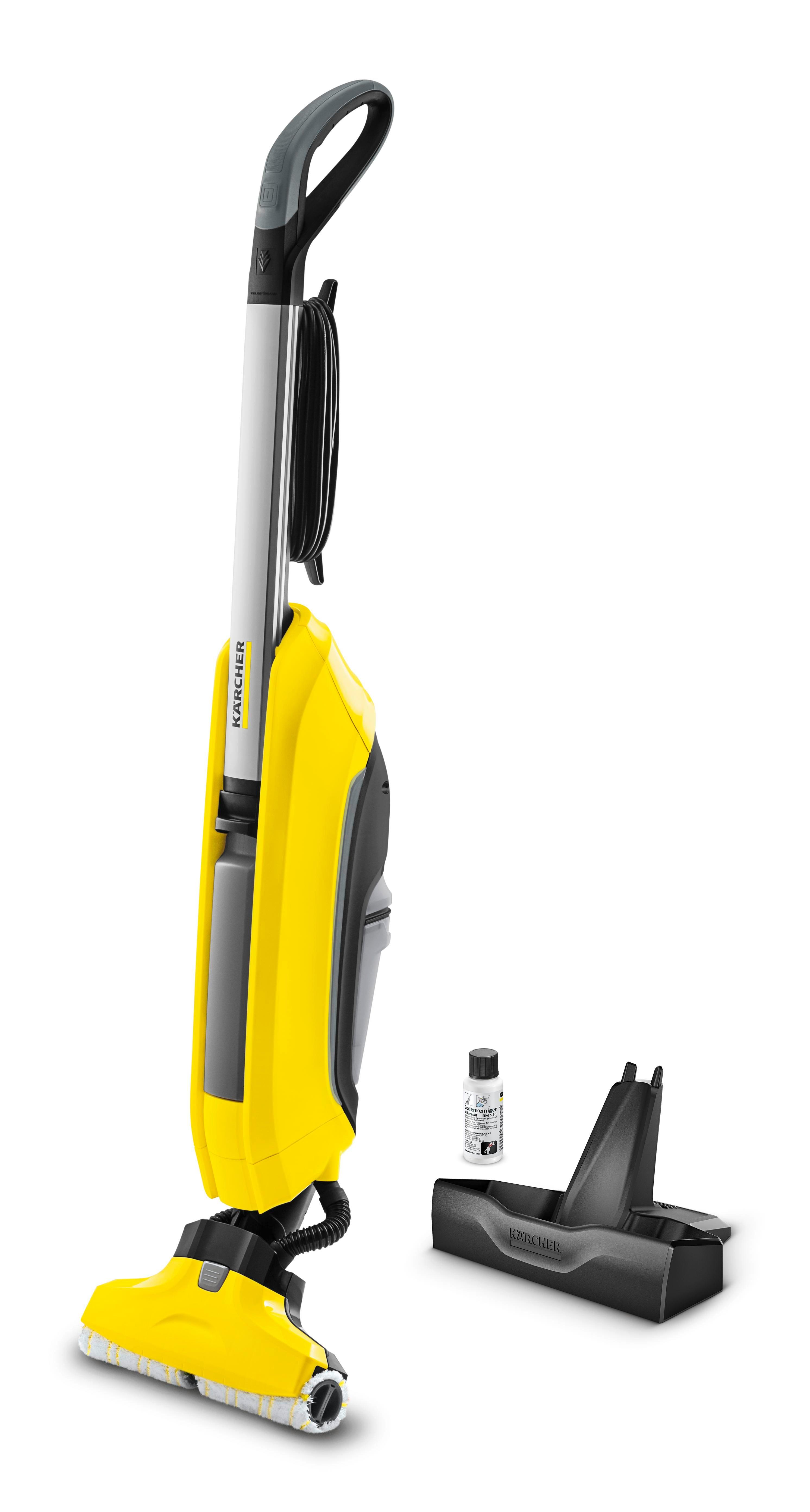 Nettoyeur, jaune pour sols KARCHER FC 10, 10 W  Leroy Merlin