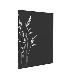 Plaque De Protection Murale Noir Givre Dixneuf Radius L 80 Cm X H