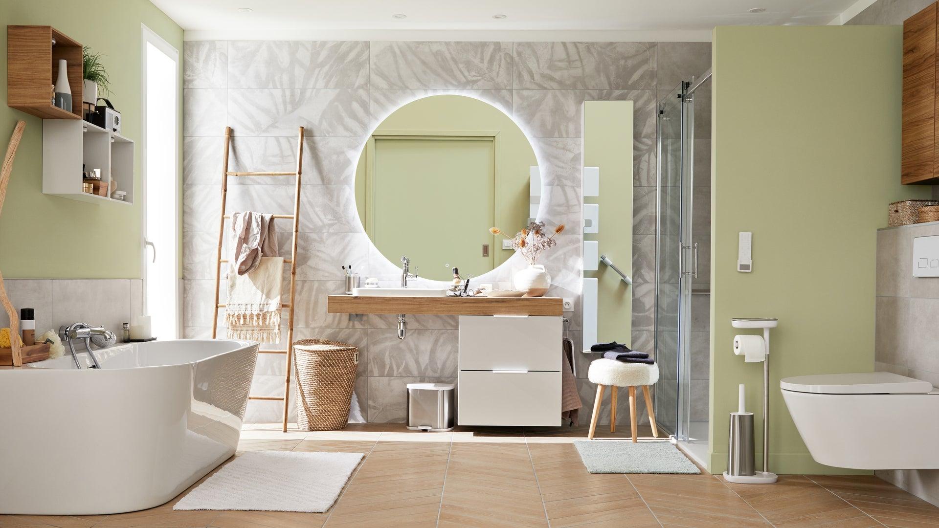 Fresh Miroir Salle De Bain Leroy Merlin Led