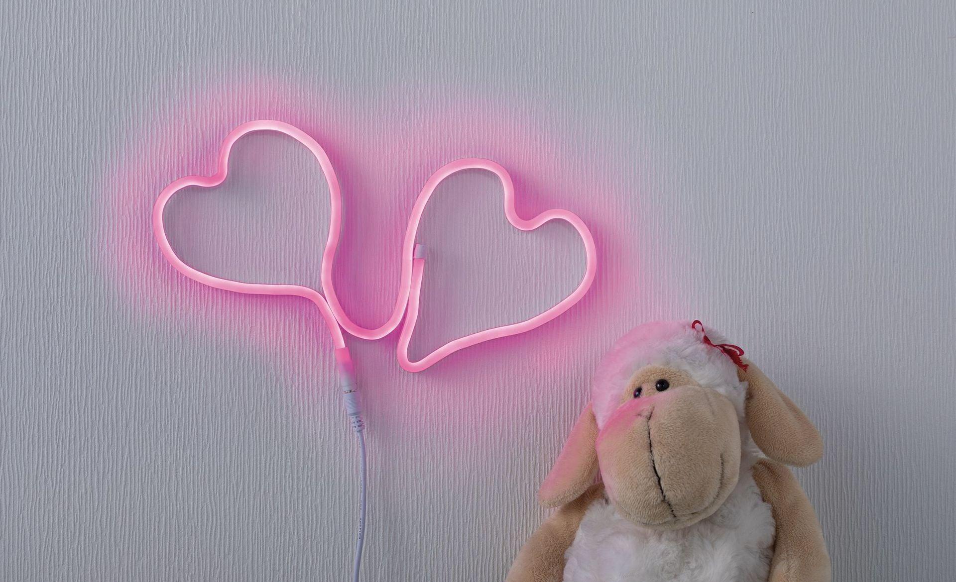 Ruban Led Usb 1m Neon Colorflex Rose Paulmann Leroy Merlin