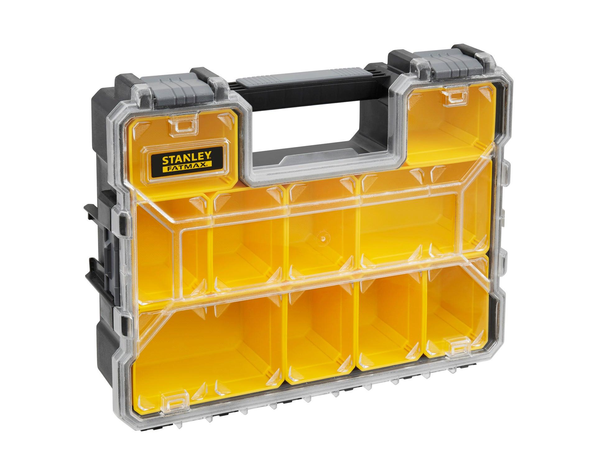 Malette Plastique Stanley L 44 5 X H 10 5 X P 36 Cm Leroy Merlin