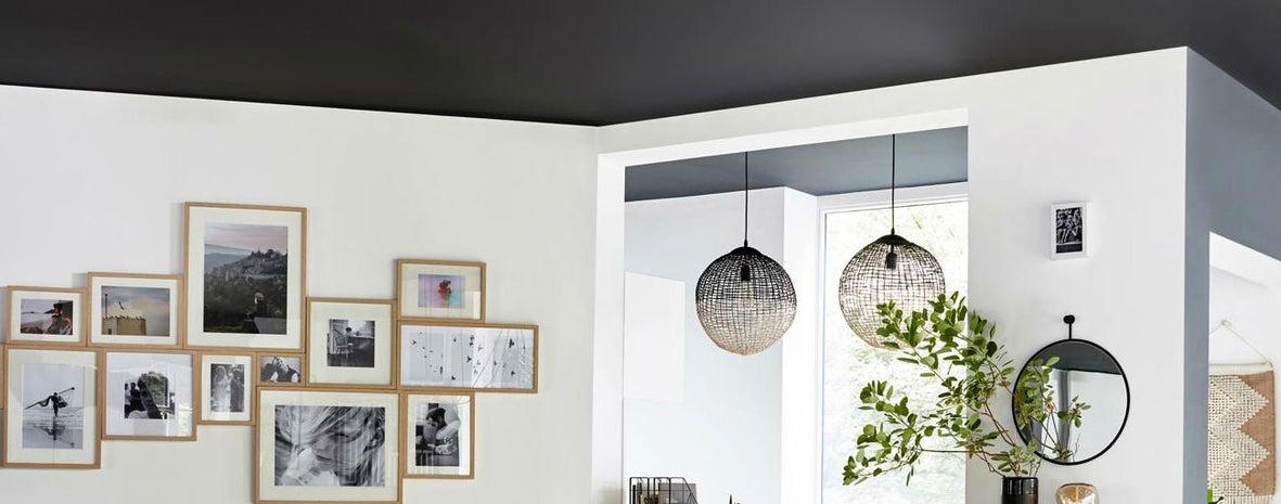 13 Idees Inspirantes Pour Un Plafond Decoratif Leroy Merlin