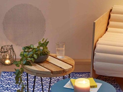 Diy Créer Une Table Basse En Bois De Palettes Leroy Merlin
