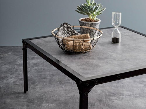Diy Fabriquer Une Table Basse Au Style Industriel Leroy