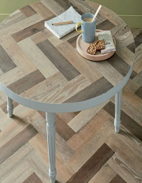 DIY : fabriquer une table basse ronde | Leroy Merlin