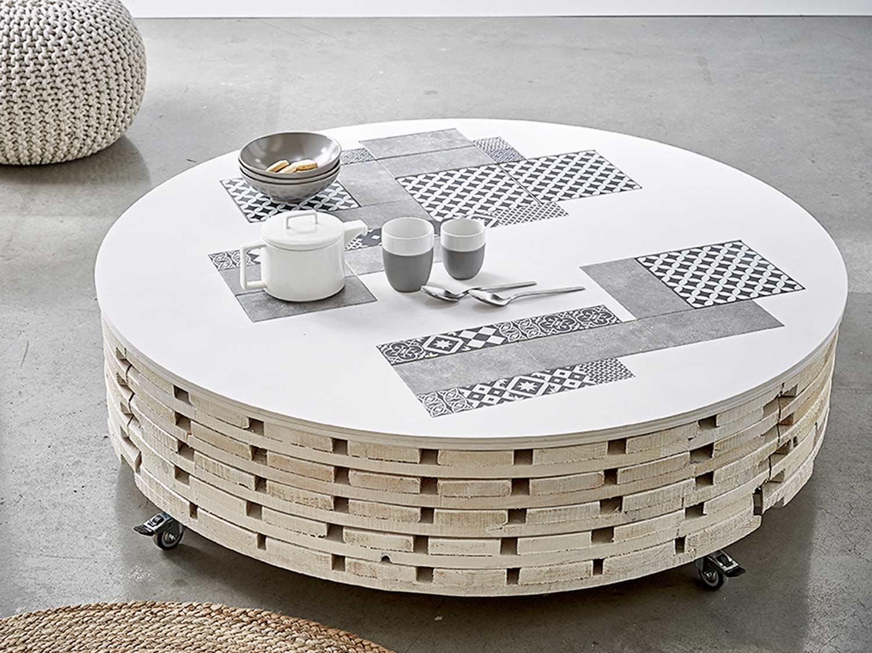 MosaïqueLeroy Une Merlin DiyCréer Table Basse La De Avec mNOywn0v8