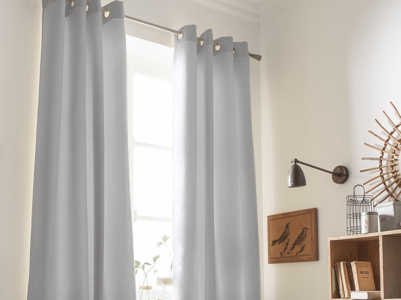 Comment Installer Rideau Et Voilage tout savoir sur les rideaux, les voilages et les vitrages