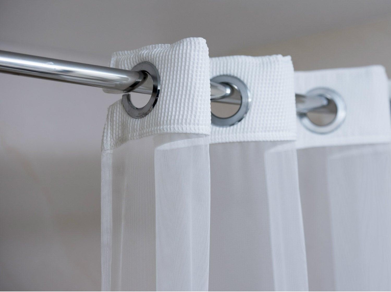 Comment choisir sa barre et ses anneaux pour rideau de douche