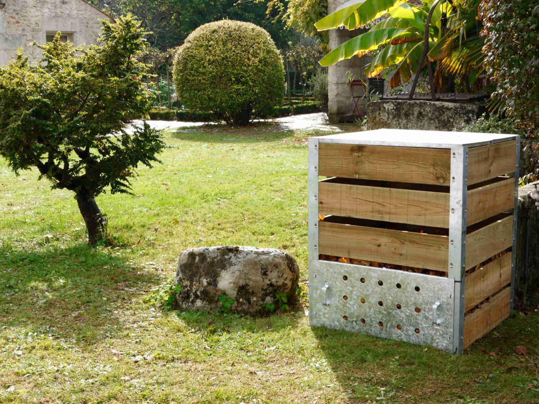 Fabriquer Un Composteur Avec Des Palettes tout savoir sur le compost | leroy merlin