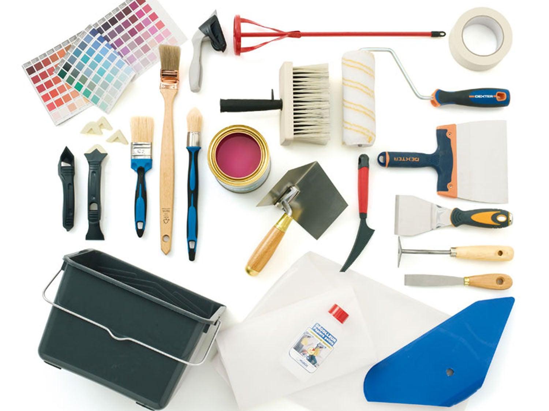 Spatule Décoller Papier Peint quel matériel choisir pour poser du papier peint ? | leroy