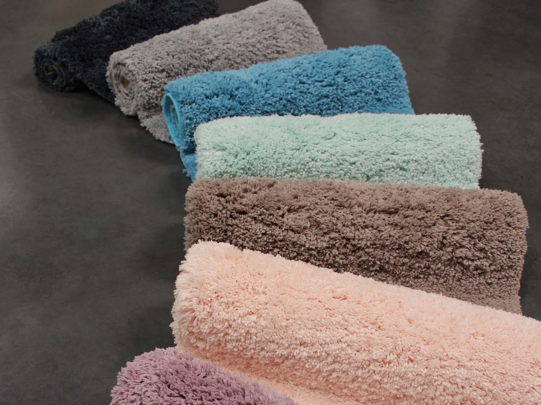 Comment choisir son tapis de salle de bains ?  Leroy Merlin